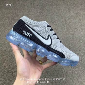 low price Nike Air VaporMax shoes 2018 from free shipping 23636