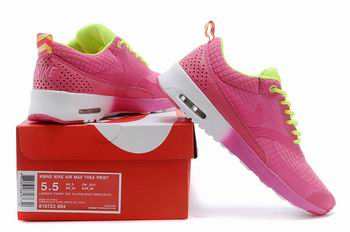 wholesale Nike Air Max Thea Print shoes cheap online 16778