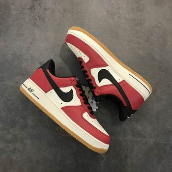 wholesale cheap nike air force one shoes women 21519