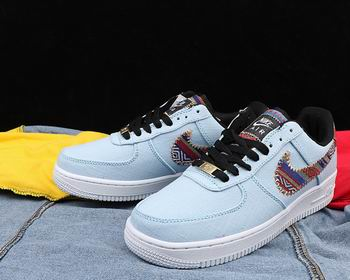 wholesale cheap nike air force one shoes women 21525