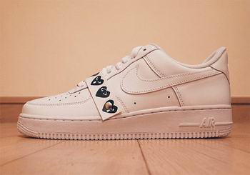 wholesale cheap nike air force one shoes women 21527