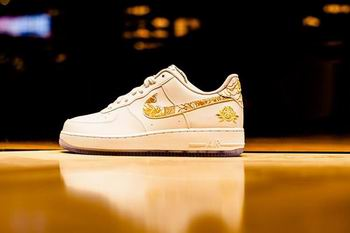 wholesale cheap nike air force one shoes women 21529