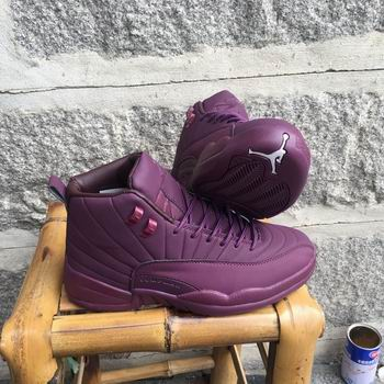 wholesale nike air jordan 12 shoes men 21148