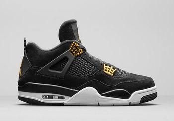 wholesale nike air jordan 4 shoes cheap 19752