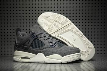 wholesale nike air jordan 4 shoes cheap 19754