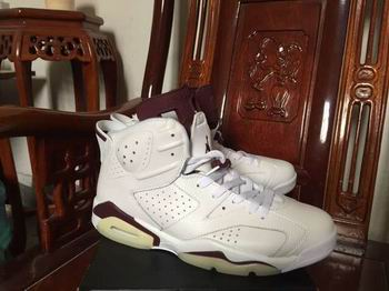 wholesale nike air jordan 6 shoes 17263
