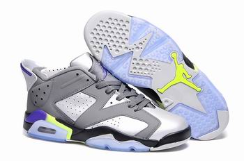 wholesale nike air jordan 6 shoes 17264