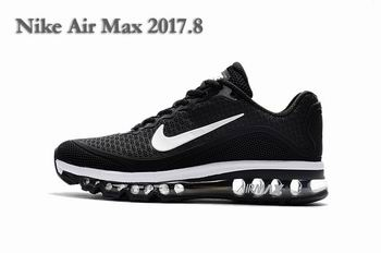 wholesale nike air max 2017 shoes free shipping 20025