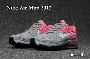 wholesale nike air max 2017 shoes free shipping 20027