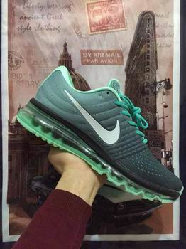 wholesale nike air max 2017 shoes free shipping online 17940