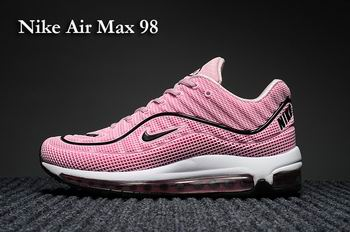 wholesale nike air max 98 shoes KPU (women) 20670