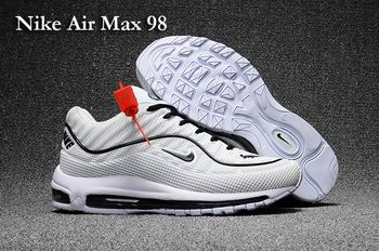 wholesale nike air max 98 shoes KPU (women) 20671