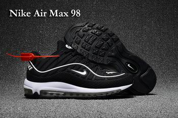 wholesale nike air max 98 shoes KPU (women) 20672