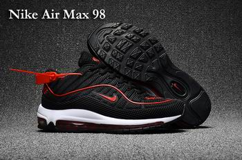 wholesale nike air max 98 shoes KPU (women) 20673